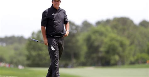 Who's Phil Mickelson? Bio: Net Worth, Wife, Daughter ...