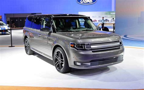 2019 Ford Flex  News And Price  Car Reviews & Rumors