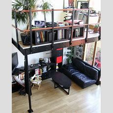 Diy Loft Bed T15 Kit In New York  Expand Furniture
