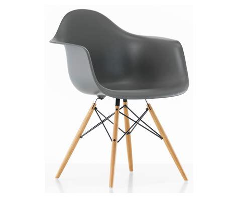 Vitra Stuhl Armlehne Eames Daw Charles & Ray Eames Neue Höhe
