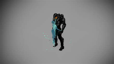 Halo Master Chief Halo 4 Cortana Artwork Video Games