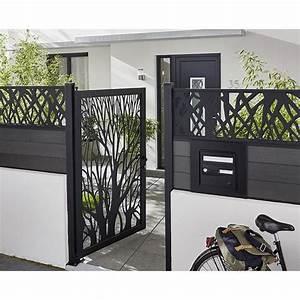 les 25 meilleures idees concernant portillon jardin sur With idee amenagement exterieur entree maison 14 comment optimiser son entree