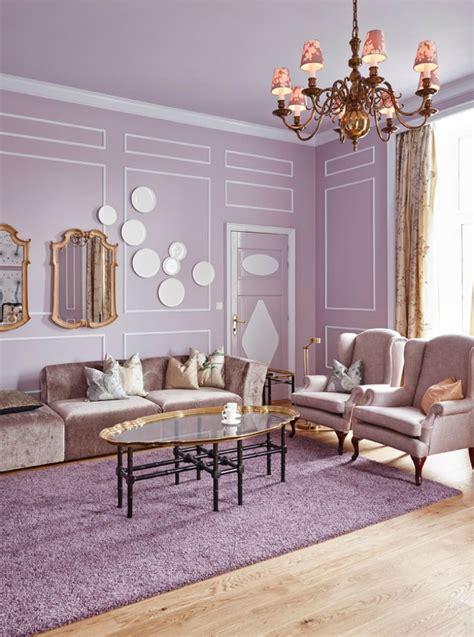 Romantik Und Moderne by Or Modern Lilac In Contemporary Interior Design