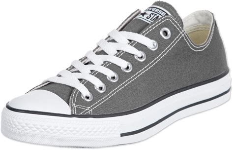 Converse All Star Ox Shoes Grey