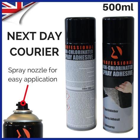 Upholstery Spray Glue by 6 Cans Heavy Duty Carpet Adhesive Spray Glue Foam