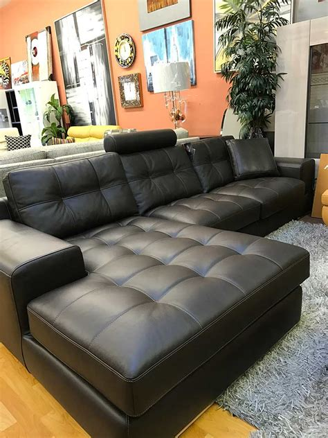 italian sectional sofas online fiore exclusive italian leather sectional sofa leather