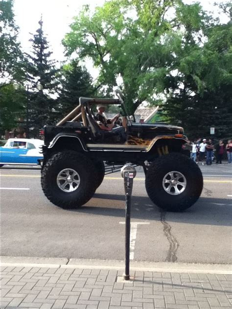 jacked up jeep liv buying you this when you graduate jeep