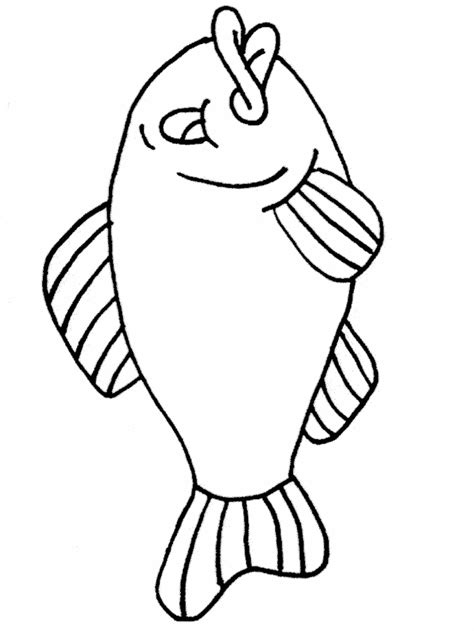fish coloring pages for preschool preschool and kindergarten 854 | animals fish coloring pages for preschool