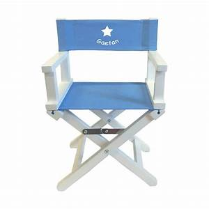 Chaise Metteur En Scène Bébé : une chaise metteur en sc ne b b pour une d co de chambre chic ~ Melissatoandfro.com Idées de Décoration