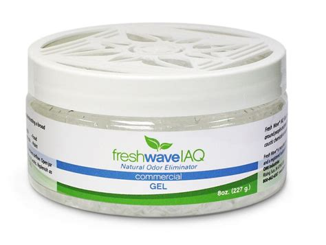 fresh wave continuous release gel careway wellness center