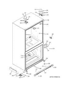 parts  ge cfcpnizess refrigerator appliancepartsproscom