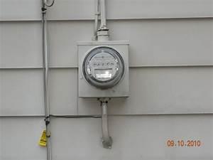 Orignal Meter Socket  Old   U00ab A C  Kobie Electrical