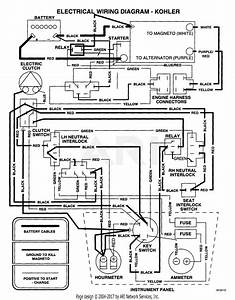 Scag Ssz-20cv  70000-79999  Parts Diagram For Electrical Wiring Diagram