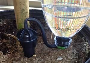 Goutte A Goutte Bouteille : pendant votre absence arroser vos plantes goutte goutte dans notre maison ~ Dode.kayakingforconservation.com Idées de Décoration