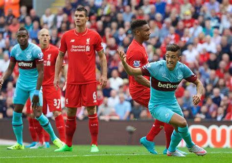 Liverpool vs. West Ham - LIVE - Follow the match here ...