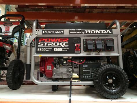 Powerstroke 6800 W Generator