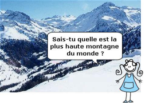 Carte De Montagne Ce1 by Cours De D 233 Couvrir Le Monde Ce1 La Montagne Maxicours