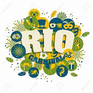 Brazil clipart rio carnival - Pencil and in color brazil ...