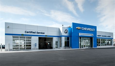 Chevrolet Dealership Renovations And Additions