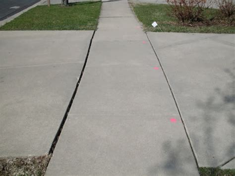 concrete driveway expansion joints and repair for