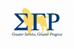 sigma gamma rho national programs With sgrho greek letters