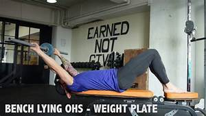 Shoulders Series - Bench Lying Overhead Stretch
