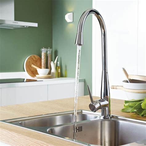 sink chrome base mixer kitchen champange easyfit bristan tap