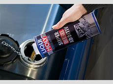 LIQUI MOLY Reduce operating costs with the use of additives