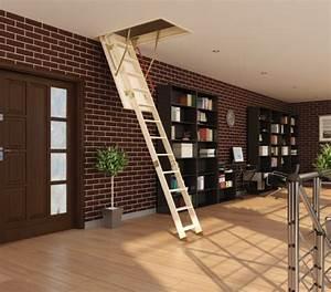 Escalier Escamotable Grenier : escalier escamotable grenier crit res de choix prix ~ Melissatoandfro.com Idées de Décoration