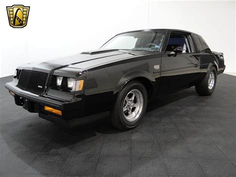 1987 Grand National For Sale by 1987 Buick Grand National For Sale Gc 12312 Gocars