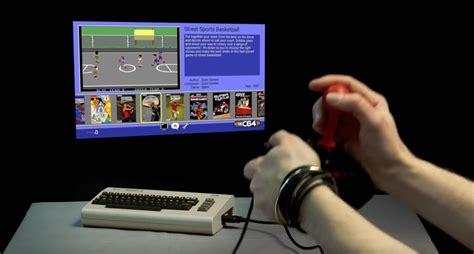 Retro Games announces the Commodore 64 Mini - CNET