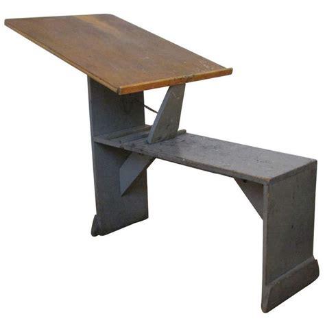 artist studio bench easel models art easel  antiques