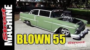 Callout - Blown  U0026 39 55 Chevy