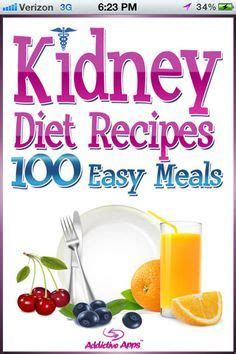 kidney diet recipes app  ipad iphone health