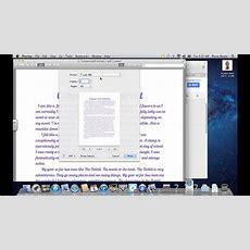 How To Print Google Doc On Mac Youtube