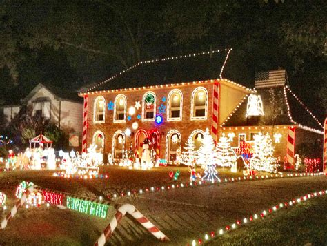 best light displays in northwest houston