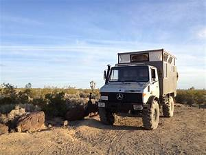 FS: Unimog Expedition Camper - Pirate4x4.Com : 4x4 and Off ...