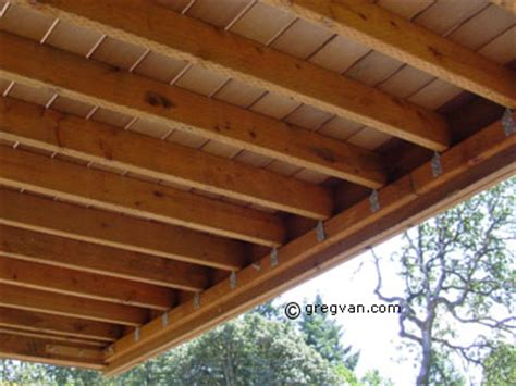 Deck Joist Hangers Corner by Deck Framing Ideas