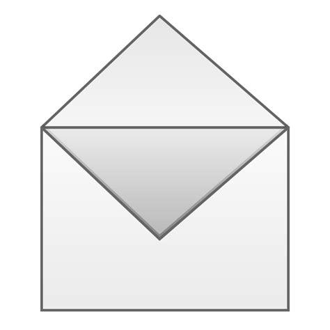 open envelope   svg   vector