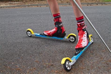 Hjul Skate Rollerski