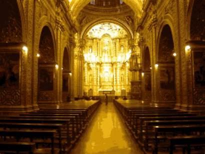 Quito Jesus Ecuador Iglesia Compania Sprites Lil