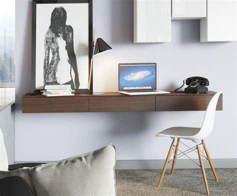 bureau mural design 42 idées déco de bureau pour votre loft