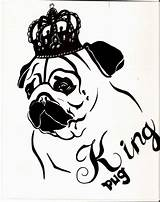 Pug Coloring Pugs Printable Puppy Puppies Colouring Titans Teen Dogs Dog Sheets Adults Deviantart Popular Valentine Getcolorings Coloringhome Drawings Uteer sketch template