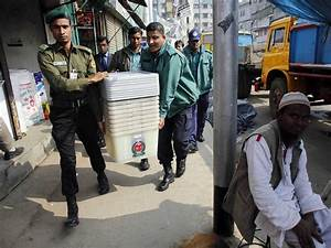 Bangladesh Polling Stations Set On Fire On Eve Of Election ...