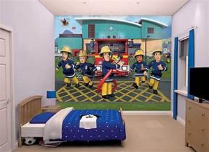 Fototapete Kinderzimmer Junge : fototapete feuerwehrmann sam im einsatz ~ Yasmunasinghe.com Haus und Dekorationen