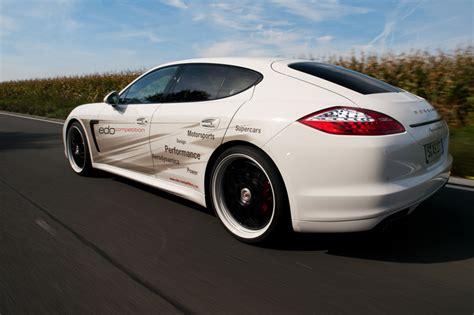 Porsche Tuning: Porsche Panamera Turbo S By Edo Tuning