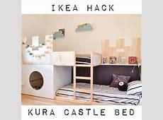 KURA castle bunk bed IKEA Hackers