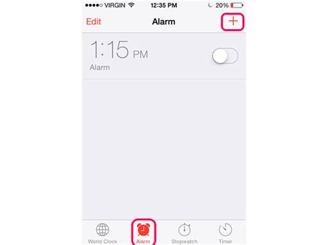 change alarm sound iphone how to use your iphone alarm clock techwalla
