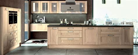 facade bois cuisine cuisine bois moderne truro sagne cuisines