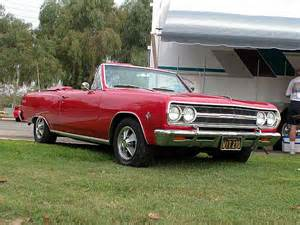 1965 Chevelle SS Convertible